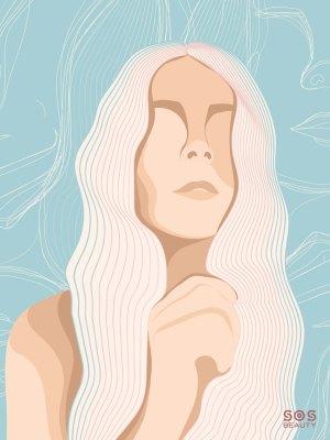 I'm a woman - illustrazione