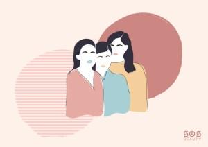 sisterhood - illustrazione