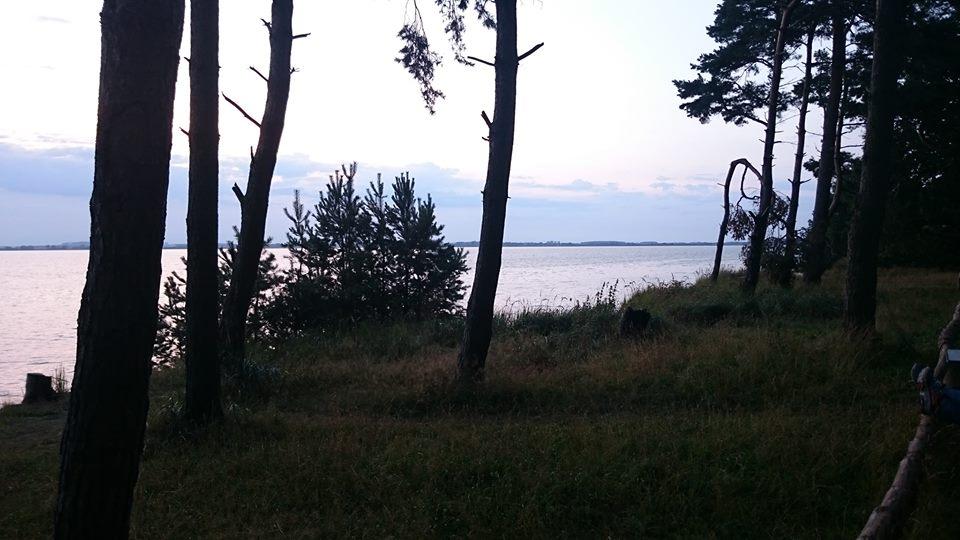 Zelten auf Usedom