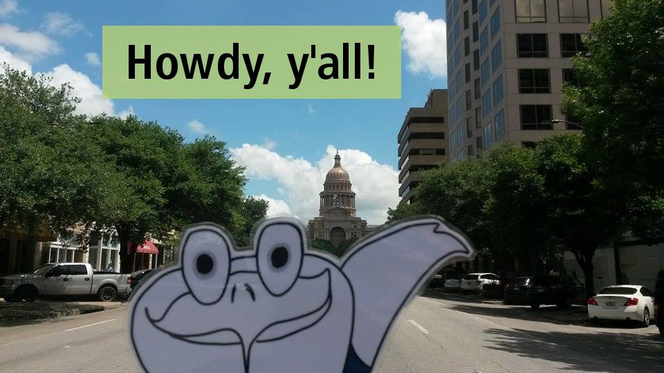 Texas lässt grüßen!