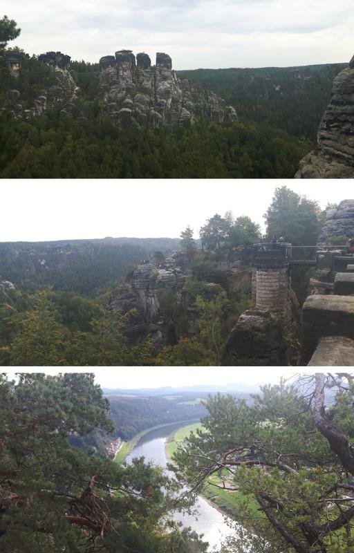 Bastei Sächsische Schweiz