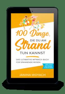 Ebook 100 Dinge die du am Strand tun kannst E-Reader