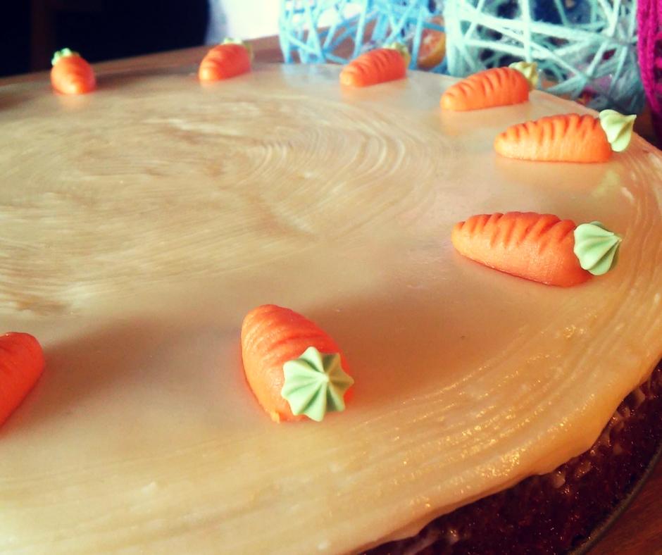 Rezept Karottenkuchen Super Einfach Selbstgemacht