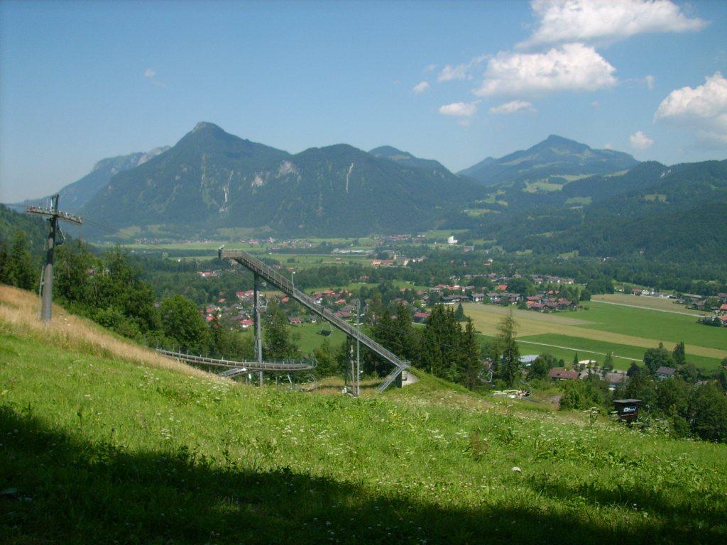 Hocheck Inntal Oberaudorf
