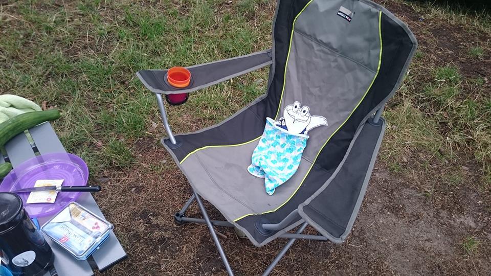 Ein Campingplatz für Oddy... nur wo?
