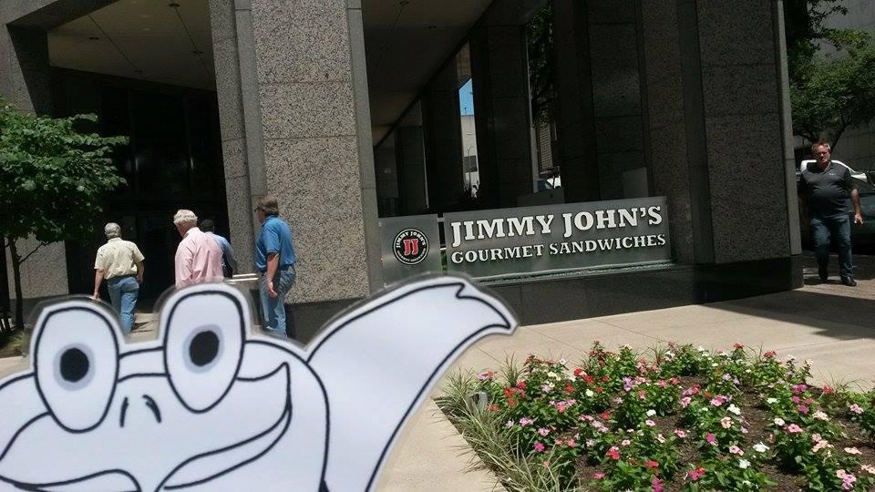 Jimmy John´s... ist das ein Hinweis?