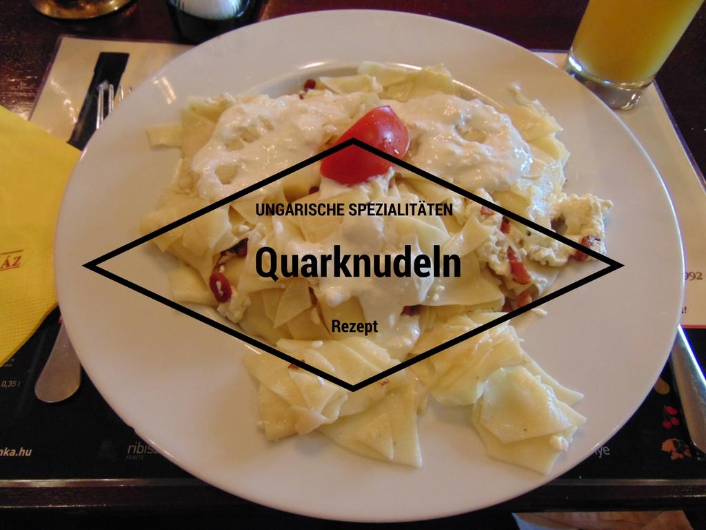 Spezialität aus Ungarn
