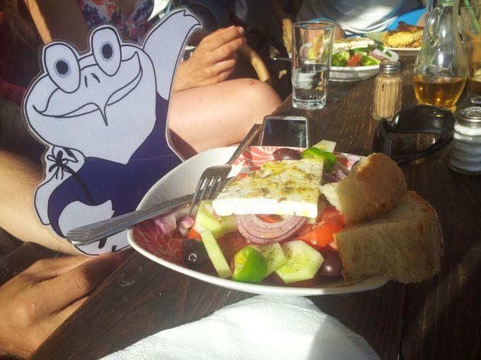 Essen in Griechenland