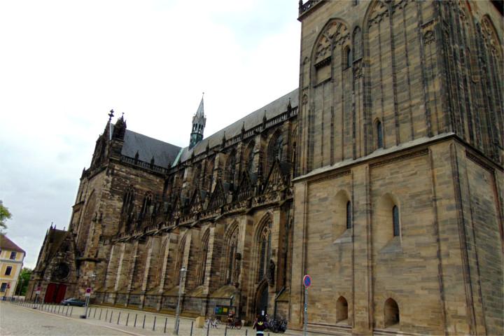 Der Dom zu Magdeburg