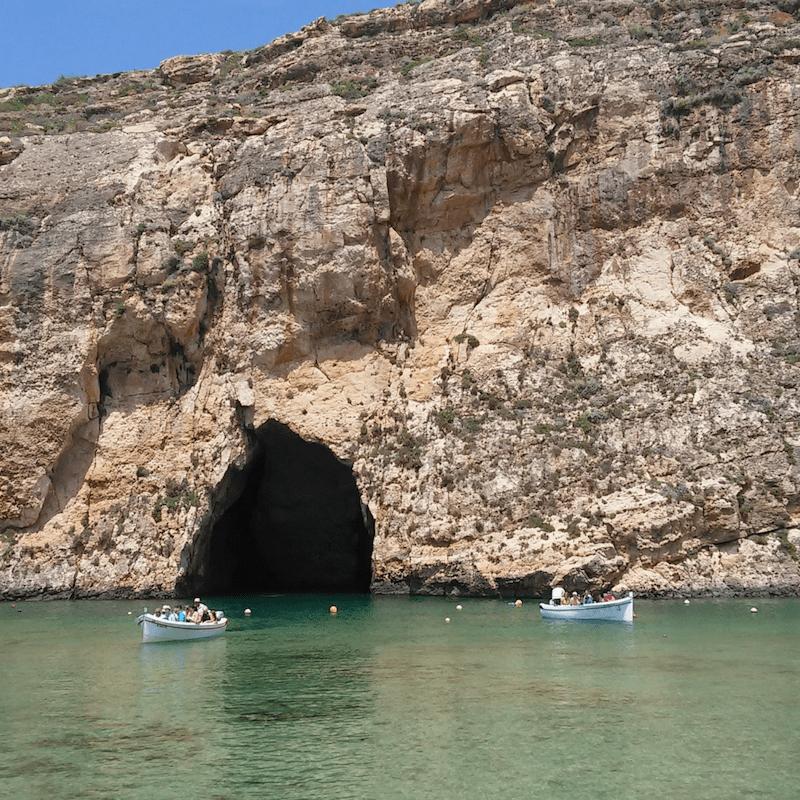 malta highlights gozo inland sea