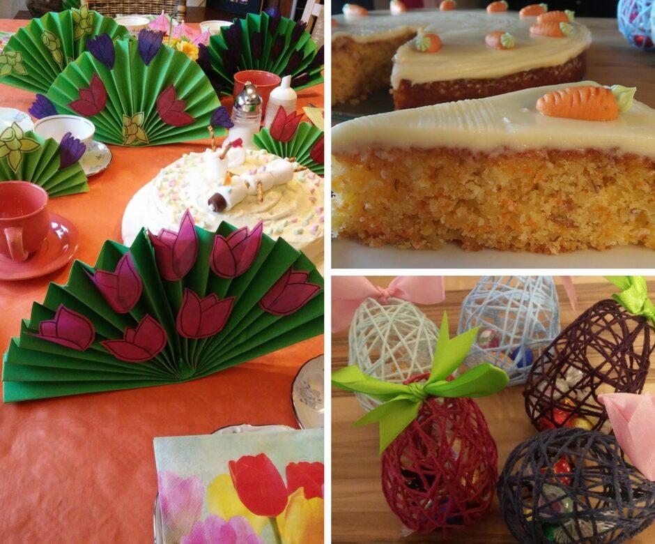 Oster-Special: Backen, Basteln, Dekorieren zu Ostern