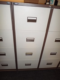 Triumph 4 Drawer Filing Cabinet | SOS Office Supplies, Hull