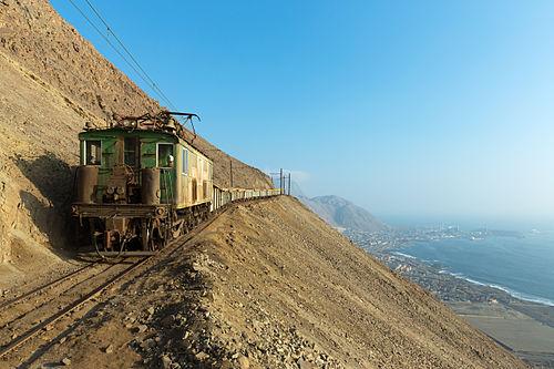 train écologique
