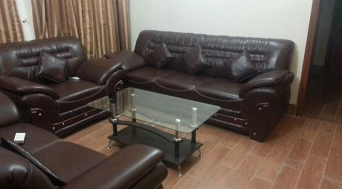 design d'un salon