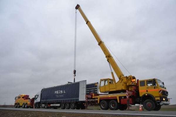 Sunkvežimių Techninė pagalba