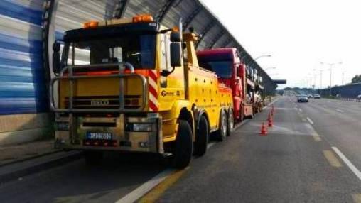 Sunkvežimių techninė pagalba Marijampolė visą parą