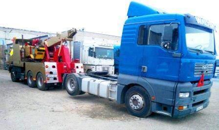 Holowania samochodu i ciężarówek Litwa