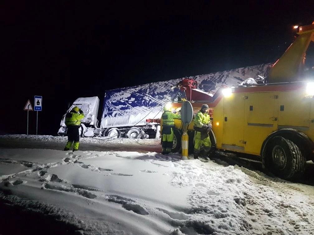 Techninės pagalbos kelyje nuotraukos FOTO
