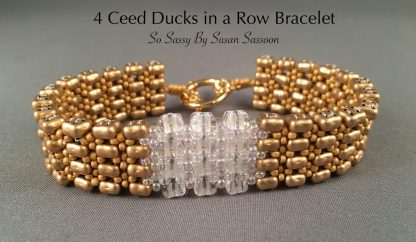 4 Ceed Ducks in a Row Bracelet