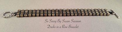 4 Ceed Ducks in a Row Bracelet