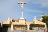 La croix de la Charouillière terminée.