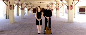SoSco Flute and Guitar Duo performs indoors and outdoors in Phoenix