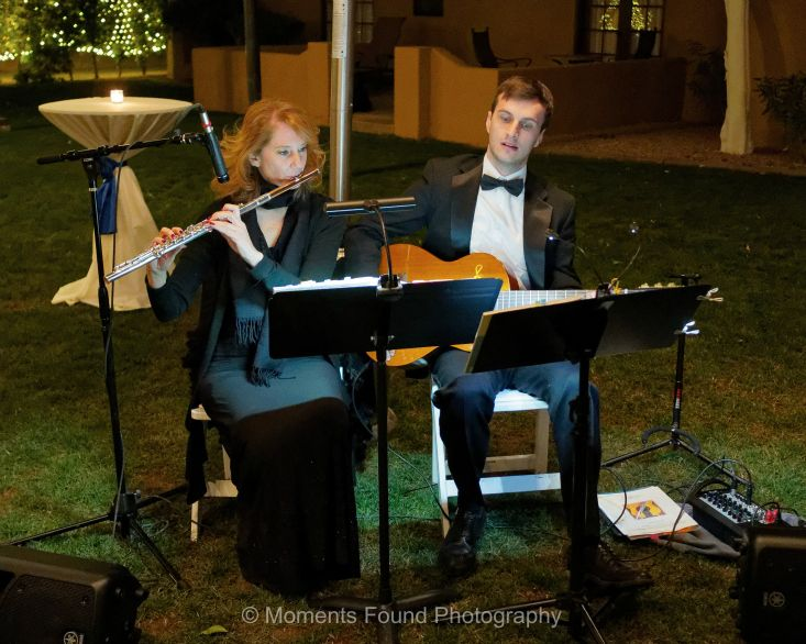 flute guitar wedding music Phoenix