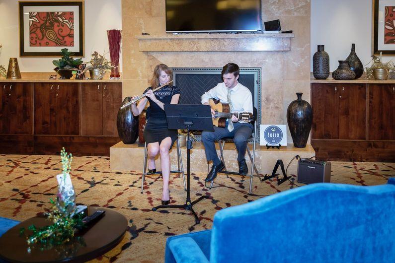 book musicians house concert Phoenix