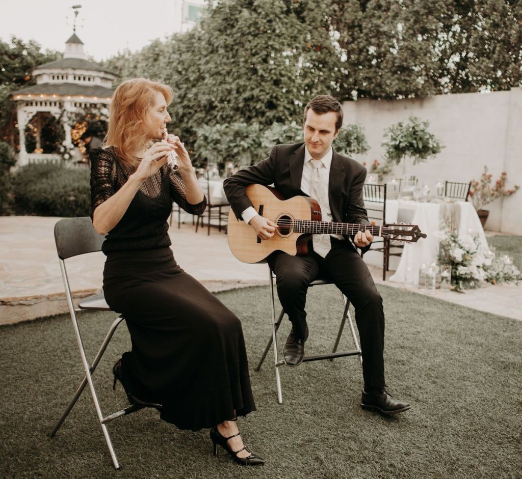 wedding and event musicians