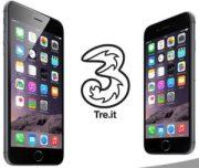 Addebiti Tre Iphone 6 s