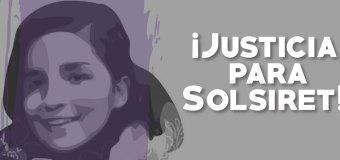 Perú: Feminicida de Solsiret podría quedar libre por la pandemia