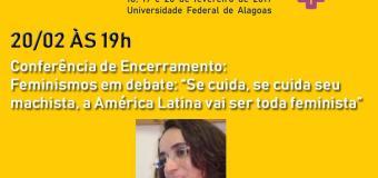 Encerra hoje o Seminário Nacional sobre Gênero e Serviço Social