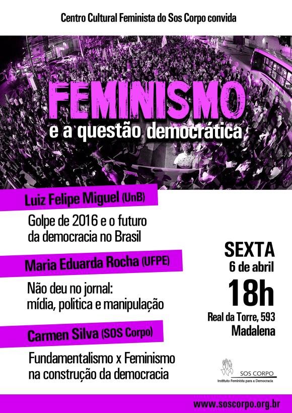 FOLDER A4 - CCF - democracia