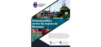 Violencia política contra las mujeres de Nicaragua