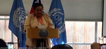 Declaración de las Trabajadoras del Hogar reunidas en Chile
