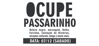 Ocupe Passarinho: moradoras chamam atenção para a falta d'água e o descaso com a saúde na comunidade