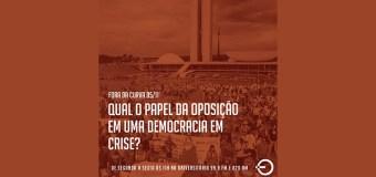 Qual o papel da oposição em uma democracia em crise?