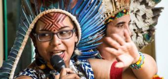 """Nós somos as vítimas do maior genocídio da humanidade"", denuncia militante indígena"