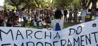 Marcha do Empoderamento Negro pede fim do preconceito, no Recife