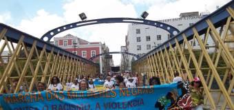 Marcha das Mulheres Negras em Pernambuco