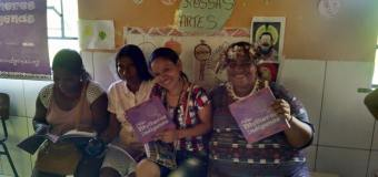 """""""Pelas Mulheres Indígenas"""" – uma publicação de mulheres de oito etnias do Nordeste brasileiro"""