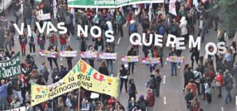 Argentina – Um grito ensurdecedor em milhares de gargantas [Página12]