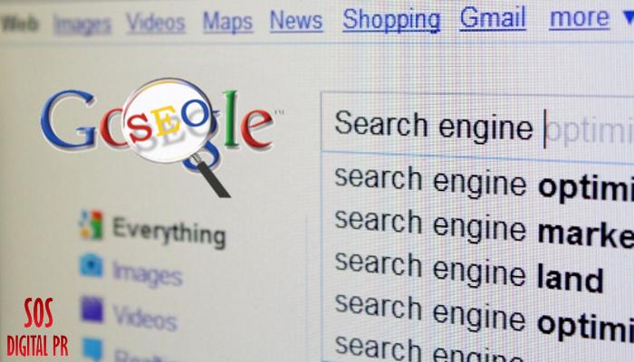 Google SEO nelle Digital PR