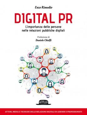 Copertina del libro Digital PR