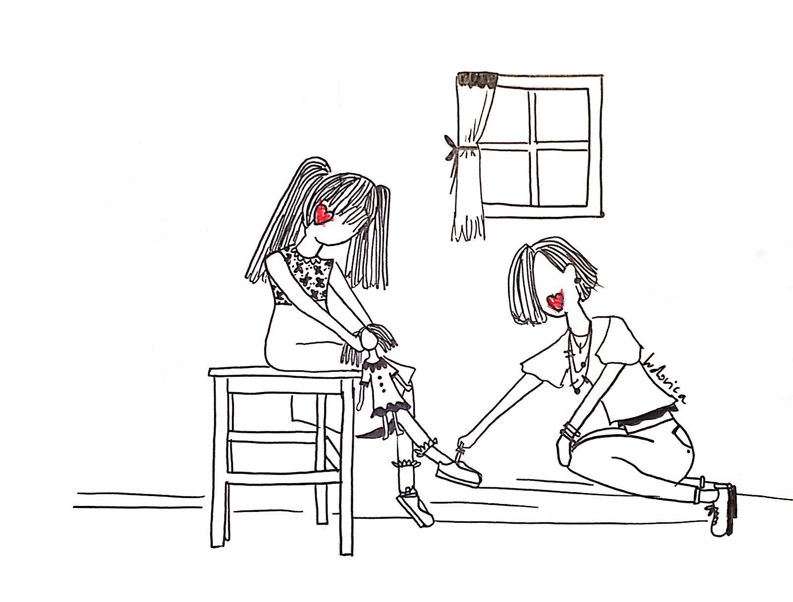 3 ragazze dare pompino