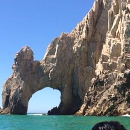 El Arco es un must... De un lado está el Mar de Cortés y del otro, el Océano Pacífico.