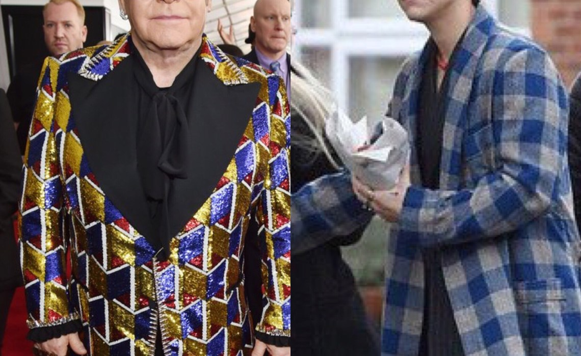 Elton John, Harry Styles