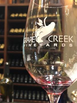 Grape creek
