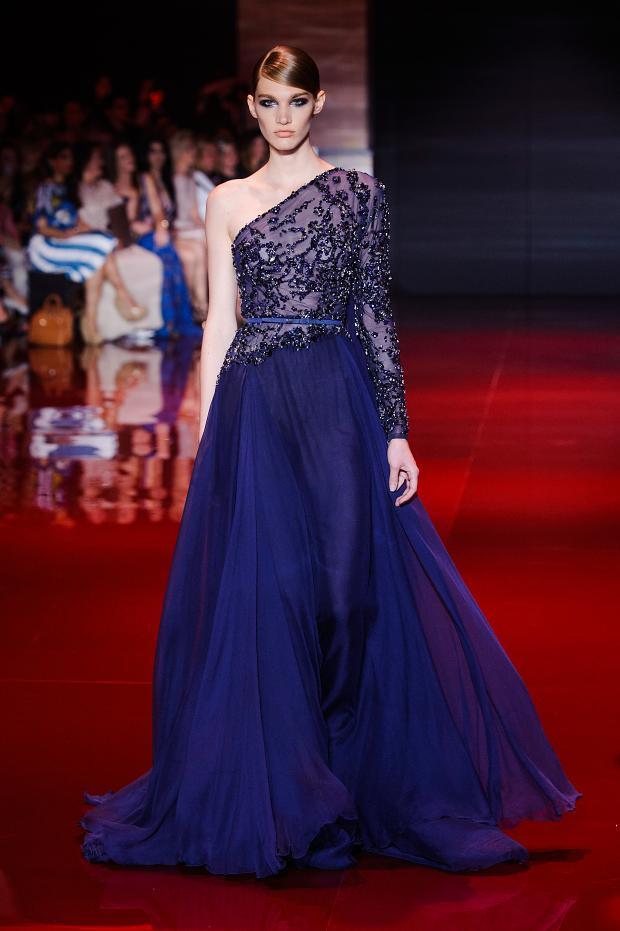 Elie Saab  Haute Couture FallWinter 2014  SOS FASHION ALARM
