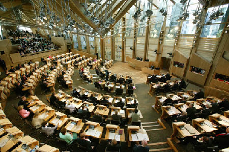 Scottish Parliament petition